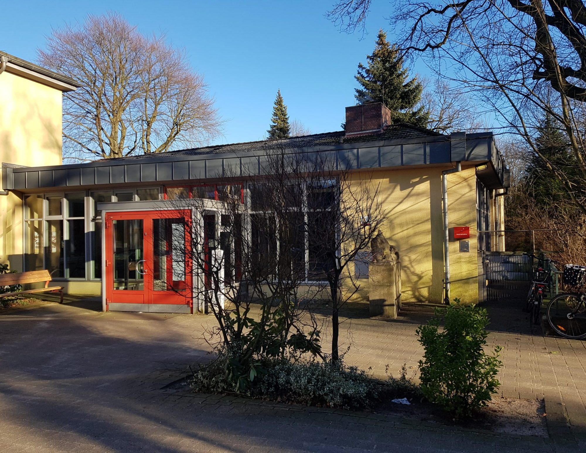 Grundschule Groß Flottbek